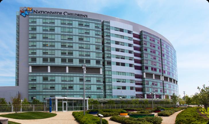 nationwide children's hospital facility