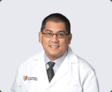 Edmund Sanchez, MD of University Hospitals Case Medical Center
