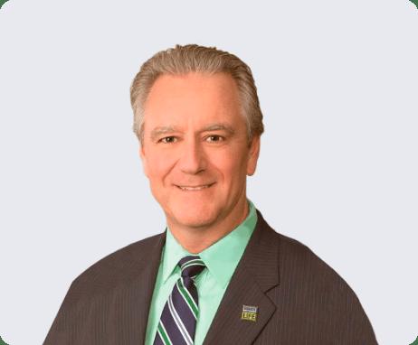 Gordon Bowen, ceo of lifebanc ohio
