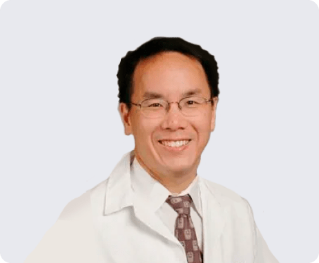 Dr. Greg Tiao of Cincinnati Children's Medical Center